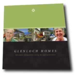 Glenloch Homes Acrobat PDF Brochure
